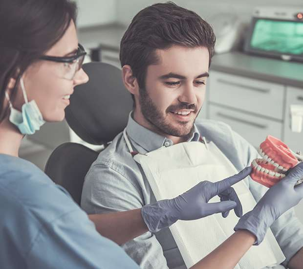 Houston The Dental Implant Procedure