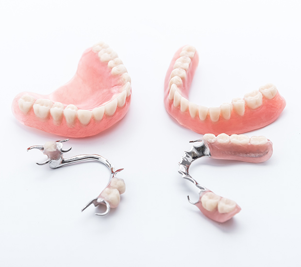 Houston Dentures and Partial Dentures